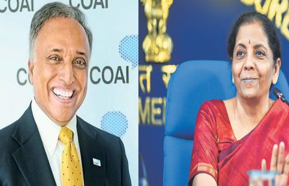 COAI writes to FM seeking relief for telcos amid corona crisis
