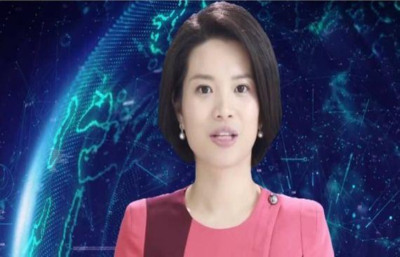 Xinhua's first female AI news anchor goes live