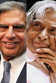 APJ Kalam, Ratan Tata most trusted Indian people