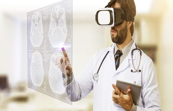 What is AR-VR's Impact on Healthcare Industry?