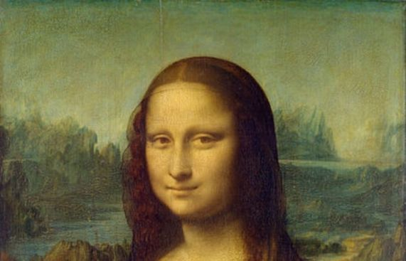 'Mona Lisa's eyes are not gazing at you'
