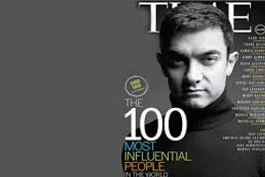 Aamir Khan Featured on Time Cover
