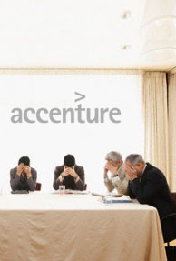 Accenture to lay off 336 executives