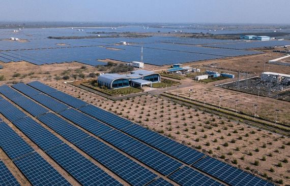 Adani Green Energy continues to ramp up focus on ESG, raises USD 750 mn