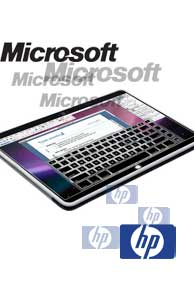 After Apple, now a tablet from Microsoft and HP