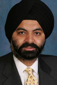 MasterCard appoints Indian American Banga as COO
