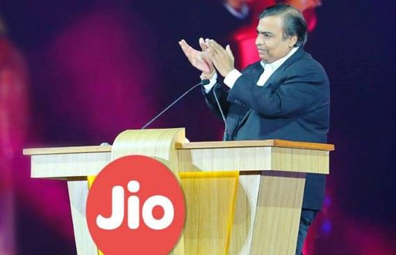 Jio named as world's 5th strongest brand
