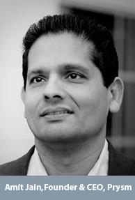 Amit founded Prysm raises $100 Million