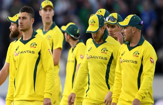 Australia Elect to Bat Against Bangladesh