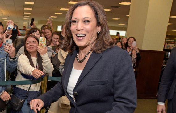 Kamala Harris kicks off 2020 presidential campaign