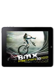 Jump Games launches BMX Street Stunts 3D for iPad