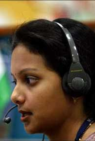 Indian call center exec didn't follow customer's accent