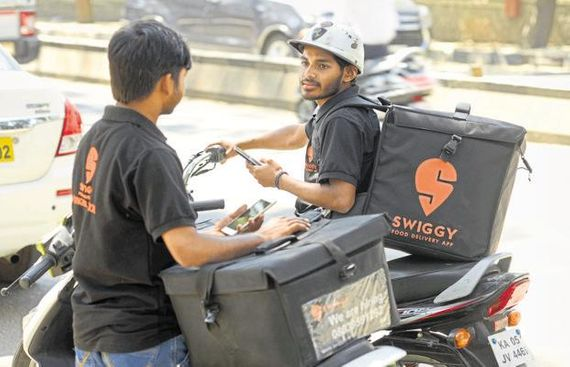 37% of Swiggy's Part-Time Delivery Partners are Students