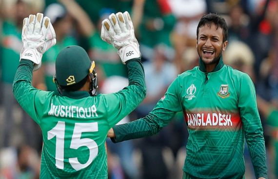 Shakib has been the Best Performer at this WC: Mashrafe