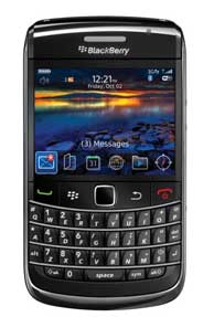 RIM unveils the BlackBerry Bold 9700 in India