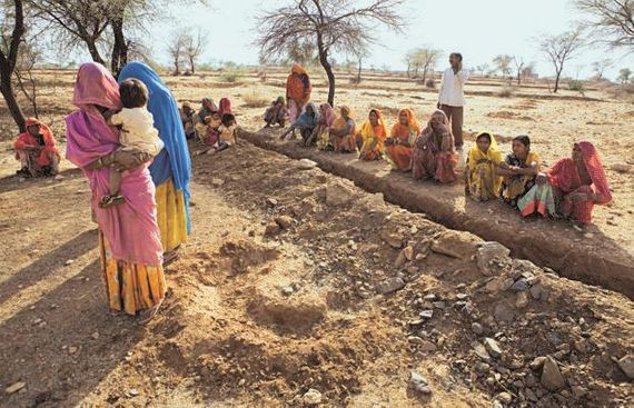 Rural India yet to recover from disruptions
