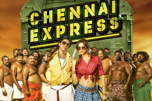 'Chennai Express' Collects Rs.100 Crore in First Weekend