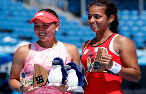 Ankita wins her 1st WTA title with doubles crown at Phillip Island
