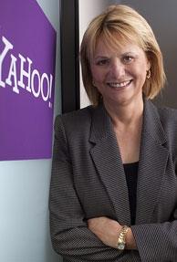 Yahoo CEO terminates CFO
