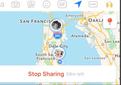 Now Share Your 'Live Location' Privately With Facebook Messenger