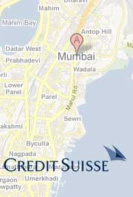 Credit Suisse plans captive unit in Mumbai