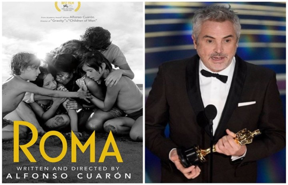 'Roma' wins Best Foreign Language, Cinematography