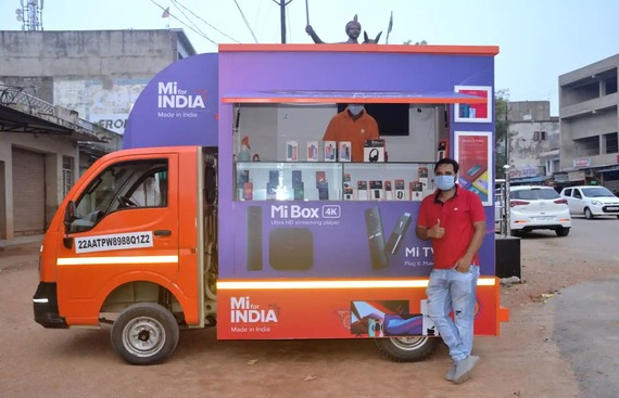 Xiaomi announces Rs 100cr-support package for entrepreneurs