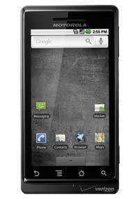 Motorola to unveil Android 2.0 phone on Nov. 6