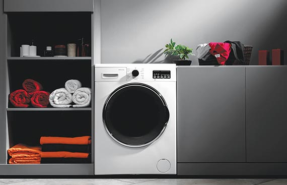 Hafele's Premium Range of Washer Dryers