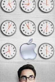 Does your firm pay for overtime? Apple doesn't