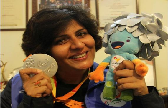 Paralympian Dr. Deepa Malik to be honoured with IIMK National Excellence Award