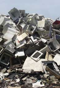E-waste volume to increase in coming years