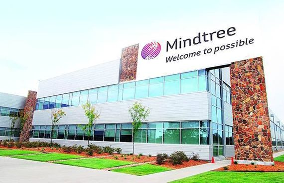 Mindtree net up 45% quarterly, down 35% yearly in Q2
