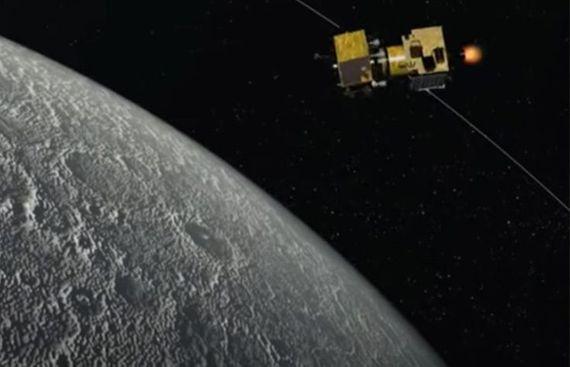 'Reducing Chandrayaan-2 Orbiter's orbit may be dangerous'