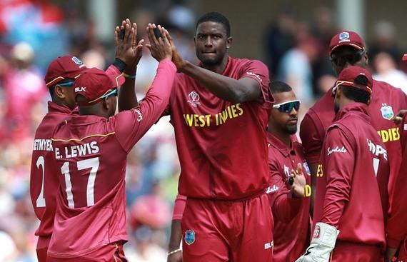 Windies Ride Hope  Post 321/8 against Bangladesh