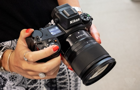 Nikon launches new full-frame mirrorless camera in India