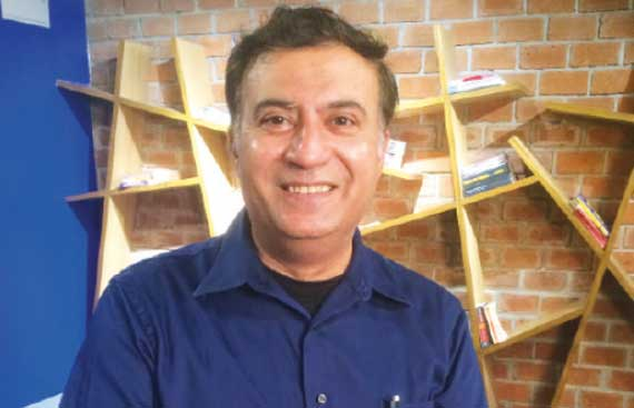 Manuj Desai on Sharing Services In 2020
