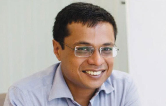 Sachin Bansal pumps Rs 740 crore in NBFC, becomes CEO