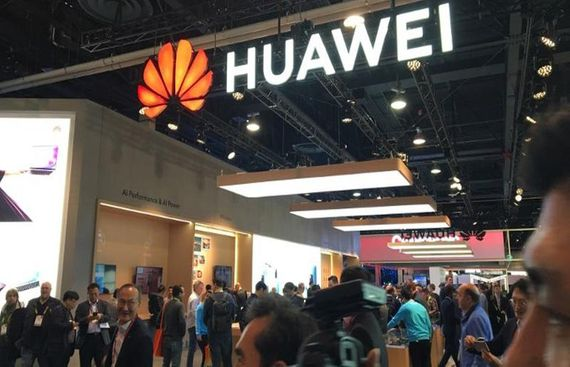 Huawei Grabs 5G Market with 50 Commercial Contracts