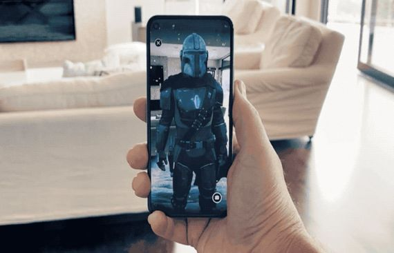 Google, Disney team up to bring 'The Mandalorian' to AR