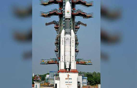 India's Tryst with Destiny: 'Bahubali' Puts Chandrayaan-2 into orbit