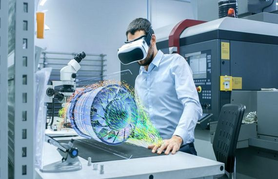 How AR-VR Revolutionize the Manufacturing Sector in the Coming Years?