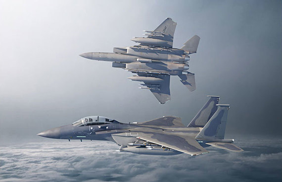 Boeing's F-15EX Eagle II's Aerostructures to be built in India