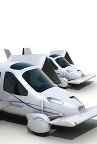 Flying car to be unveiled in 2011