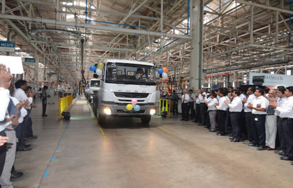 Daimler India opens 165 seat Global Capability Centre