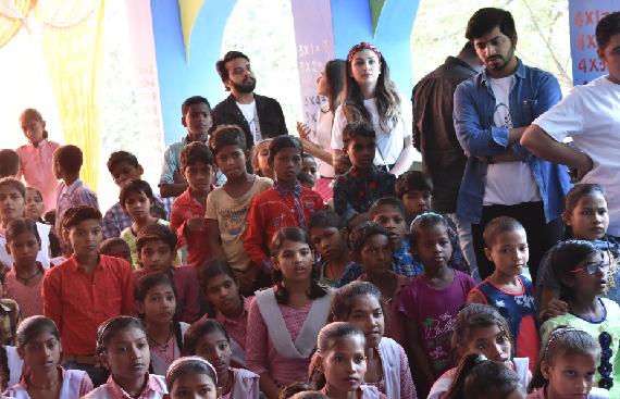 BIGO celebrates Diwali with SAKSHI NGO by launching #joyofgiving initiative
