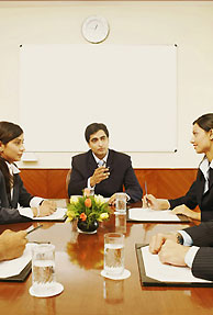 Future CEOs may emerge from HR departments