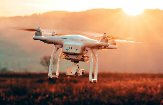 BSES Using Drones for Maintenance Work