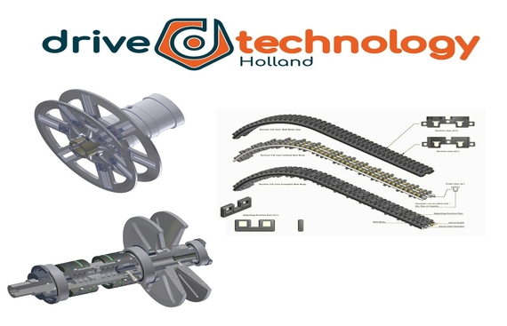 Eindhoven-Based Drive Technology Holland Introduces New Gearless Drive System