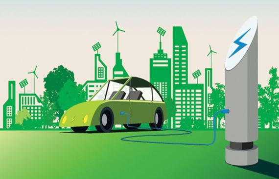 Mindspace Business Parks REIT Pledges 100% Electric Mobility by 2030